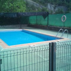 Отель Departamento Cortes de Aragon бассейн