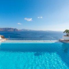 Отель Santorini Secret Suites & Spa 5* Люкс Honeymoon с различными типами кроватей фото 9