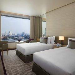AVANI Riverside Bangkok Hotel 5* Стандартный номер с различными типами кроватей фото 3