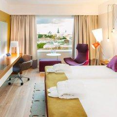 Radisson Blu Sky Hotel, Tallinn 4* Номер Бизнес с разными типами кроватей фото 5