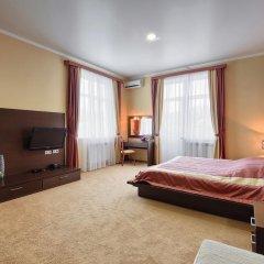 Мини-отель Крокус SPA Номер Делюкс с различными типами кроватей фото 4