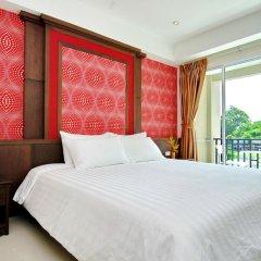 Lub Sbuy House Hotel 3* Номер Делюкс с различными типами кроватей фото 24