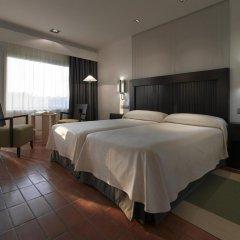 Parador de Málaga Golf hotel 4* Стандартный номер с различными типами кроватей фото 3