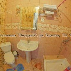 Гостиница Императрица Номер Делюкс с разными типами кроватей фото 45
