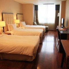 Ramada Hotel and Suites Seoul Namdaemun 4* Номер Делюкс с различными типами кроватей фото 4