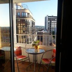 Отель City Center Apartment Сербия, Белград - отзывы, цены и фото номеров - забронировать отель City Center Apartment онлайн балкон