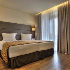 Отель Eurostars Oporto 4* Стандартный номер с различными типами кроватей фото 13