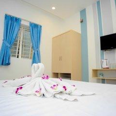 My Anh 120 Saigon Hotel 2* Номер Делюкс с различными типами кроватей