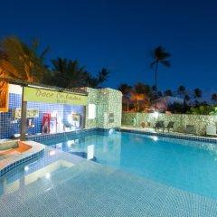 Отель Pousada Doce Cabana бассейн фото 2