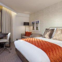 Отель Holiday Inn London Kings Cross / Bloomsbury 4* Стандартный номер с различными типами кроватей