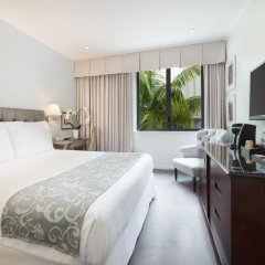 Luxe Hotel Rodeo Drive 4* Номер Премьер с двуспальной кроватью