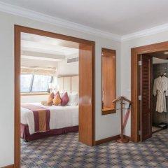 Boulevard Hotel Bangkok 4* Семейный полулюкс с разными типами кроватей фото 3