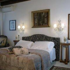 Отель Country House Casino di Caccia Стандартный номер с различными типами кроватей фото 4