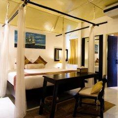Отель Lawana Escape Beach Resort 3* Бунгало Премиум с различными типами кроватей фото 5