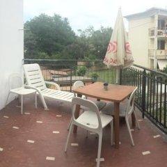 Отель B&B Benessere Пьяченца балкон