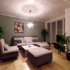 Отель Spa Resort Becici 4* Улучшенные апартаменты с различными типами кроватей