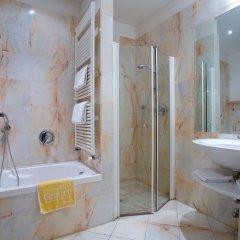 Отель Europa Splendid Италия, Горнолыжный курорт Ортлер - отзывы, цены и фото номеров - забронировать отель Europa Splendid онлайн ванная