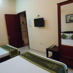 Nam Ngai Hotel Стандартный семейный номер с двуспальной кроватью фото 8