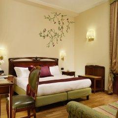 Hotel Continental Genova 4* Стандартный номер с различными типами кроватей фото 7
