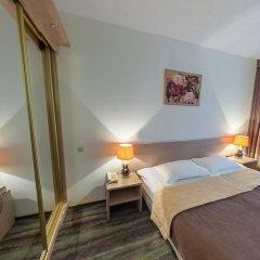 Гостиница Яхонты Ногинск 4* Стандартный семейный номер с двуспальной кроватью фото 3