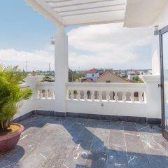 Отель Blue An Bang Villa 2* Стандартный семейный номер с двуспальной кроватью фото 10