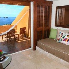 Отель Las Brisas Ixtapa 4* Номер Делюкс с различными типами кроватей фото 3