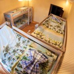 Like Hostel Коломна Кровать в общем номере с двухъярусной кроватью