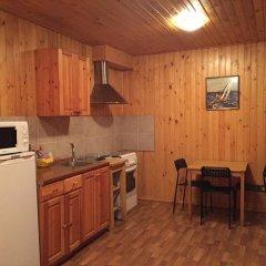 Гостиница Bolshaya Volga Апартаменты разные типы кроватей фото 4