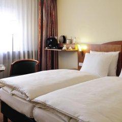 Mercure Hotel Atrium Braunschweig 3* Улучшенный номер с 2 отдельными кроватями фото 2