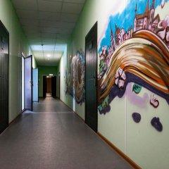 Хостел Европа Номер с общей ванной комнатой с различными типами кроватей (общая ванная комната) фото 28