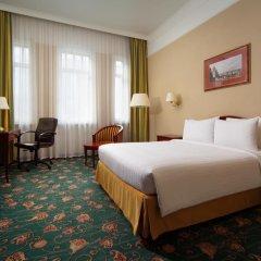Гостиница Марриотт Москва Тверская 4* Улучшенный номер разные типы кроватей фото 6