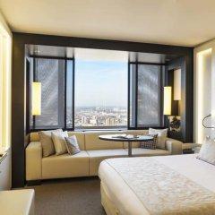 The Hotel 4* Улучшенный люкс с различными типами кроватей фото 5