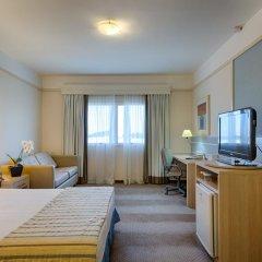 Отель Comfort Suites Londrina 3* Улучшенный номер с различными типами кроватей фото 4