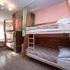 Хостел Вселенная Кровать в общем номере с двухъярусными кроватями фото 15