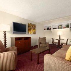 Отель Days Inn Las Vegas at Wild Wild West Gambling Hall 2* Стандартный номер с 2 отдельными кроватями фото 5