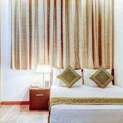 Отель Treebo Tryst Amber Стандартный номер с различными типами кроватей фото 3