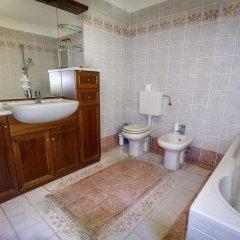 Отель I Borghi Della Schiara Беллуно ванная