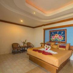 Отель Lanta Nice Beach Resort 3* Номер Делюкс