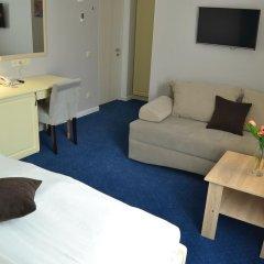 Гостиница Ajur 3* Стандартный номер 2 отдельными кровати фото 6