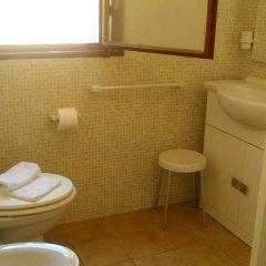 Отель Residence Arenella Аренелла ванная