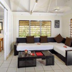 Отель Musket Cove Island Resort & Marina 4* Бунгало с различными типами кроватей