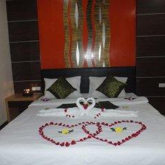 Dengba Hostel Phuket Улучшенный номер с различными типами кроватей фото 18
