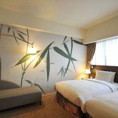 Caesar Park Hotel Taipei 4* Улучшенный номер с различными типами кроватей фото 2