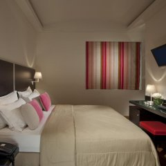 O&B Athens Boutique Hotel 4* Стандартный номер с различными типами кроватей фото 6