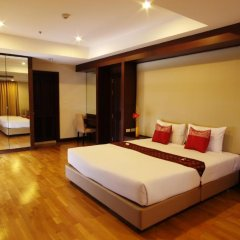 Отель Ninth Place Serviced Residence Бангкок комната для гостей фото 2