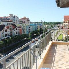 Апартаменты Royall Dreams Apartment балкон