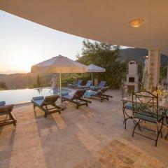 Отель Villa Badem бассейн