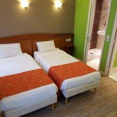 Отель New Hôtel Gare du Nord 2* Стандартный номер с двуспальной кроватью фото 3