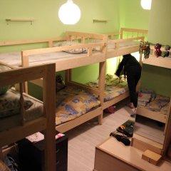 World Hostel Кровать в общем номере с двухъярусной кроватью фото 8