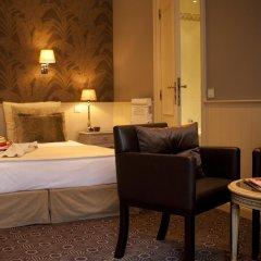 Hotel Prinsenhof 4* Стандартный номер с различными типами кроватей фото 3